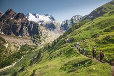 Whether you're in France, Italy, or Switzerland, the trails around Mont Blanc are among some of the best in the world.