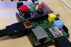 Website monitoring with a Raspberry Pi for nighttime alerts