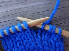 Knitting 101...Everything You Need To Know To Get Started!