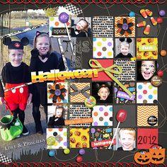 Spooky Sweet Halloween 2012
