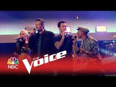 'The Voice' Judges Cover Each Others' Songs...And It's Awesome! | Jake West on 97.1 WASH-FM