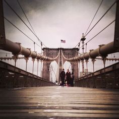 A walk over the #Brooklyn Bridge is a must on your next trip to New York. Photo courtesy of jnasa on Instagram.