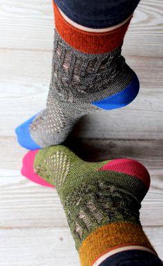 colorful fancy socks Chic Appeal by DèPio