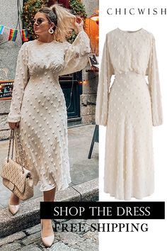 Cotton Candy Sheer Maxi Dress in Cream 2020 Modest Outfits, Modest Fashion, Fall Outfits, Fashion Dresses, Cute Outfits, Sheer Maxi Dress, Dress Skirt, Dress Up, Pretty Dresses