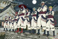 Stand Tall Jinchuriki ~ Naruto Shippuden by TheMuseumOfJeanette