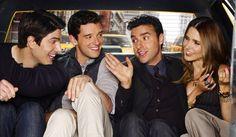FEELME: Amigos gays!