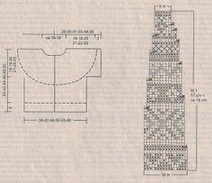 View album on Yandex. Fair Isle Knitting Patterns, Fair Isle Pattern, Knitting Charts, Knitting Designs, Cross Patterns, Knit Patterns, Tapestry Crochet, Knit Crochet, Fair Isle Chart