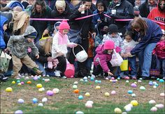 People I Want to Punch in the Throat: The Parents Who Ruined the Easter Egg Hunt
