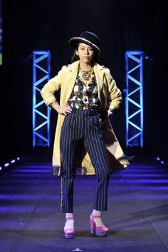 【Vantan(バンタン)】 卒業修了制作展「VANTAN STUDENT FINAL 2014」 -Fashion-  in EBIS THE GARDEN HALL