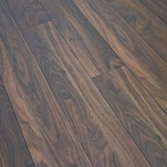 Walnut Noce Rubio Premium Laminate Flooring 12mm