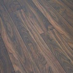 Walnut Noce Rubio Premium Laminate Flooring 12mm