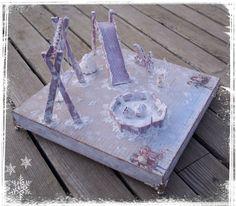 The Frozen Playground