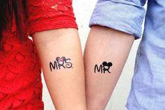 Tatouage couple : les plus beaux tatouages de couples : Album photo - aufeminin
