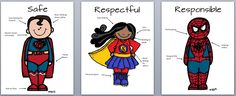 Super Social Skills — If Only I Had Super Powers.  Social stories and power cards
