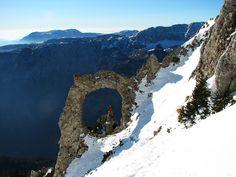 Hajduk doors - Cvrsnica mountain, Bosnia and Herzegovina