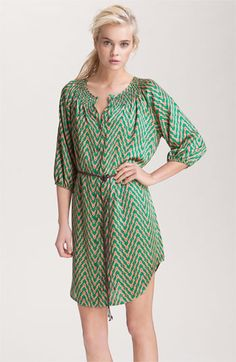 Collective Concepts Print Shirtdress