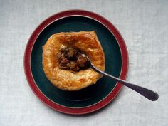 LJ's Steak & Mushroom Pie from The Private Matter