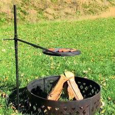 Image Result For Diy Campfire Adjustable Swivel Grill Campfire Diy Swivel