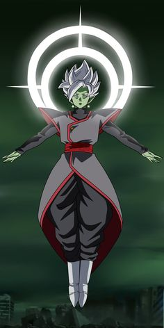 How Strong is Merged Zamasu in Dragon Ball Super? Black Goku, Dragon Ball Z, Zamasu Fusion, Merged Zamasu, Wallpaper Animé, Dragonball Super, Zamasu Black, Super Anime, Heroes