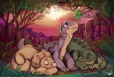 bestest friends land before time