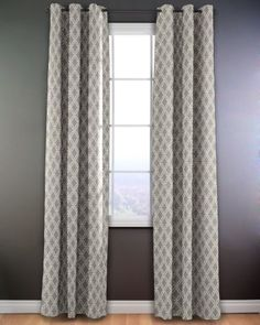 Possible Drapes- Smith and Noble Octagon