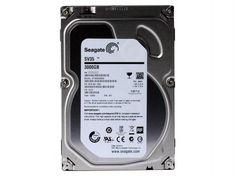 3.5'' Жесткий диск 3Tb Seagate SV35 Series (ST3000VX000) SATA III <7200rpm, 64Mb> | Каталог товаров по сниженной цене.
