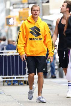 Justin Bieber's merch is wow