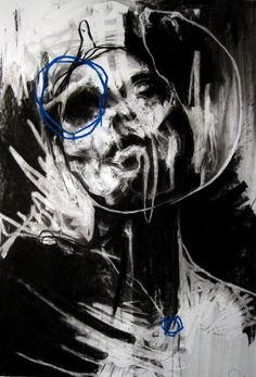 Joseph Loughborough Seine 59 x Charcoal on Paper 2011 Ap Drawing, Figure Drawing, Drawing Studies, Street Art, Arte Horror, Horror Art, Plastic Art, Art Portfolio, Art Sketchbook