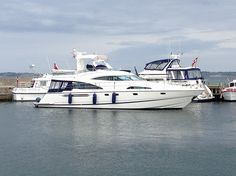 Fairline Squadron 58/114 2005 modell - Boat, Yachts, Scale Model, Dinghy, Boats, Ship
