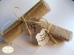 Tecido pra amarrar as chinelas do casamento