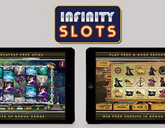 """Check out new work on my @Behance portfolio: """"GUI for Infinity slot"""" http://be.net/gallery/34653561/GUI-for-Infinity-slot"""