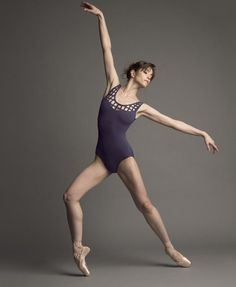 Capezio Adult Caged Front And Back Yoke Tank Leotard- MJ7171