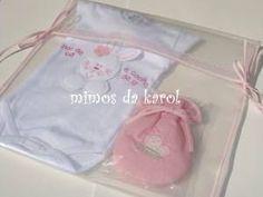 Tami Esperando Bebê !: Como fazer saquinhos para a mala da maternidade :)