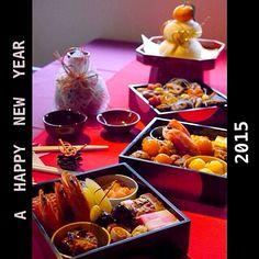 Manami Fugikawa's dish photo 2015年  お節   http://snapdish.co #SnapDish #おもち料理グランプリ2015 #お正月