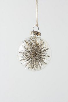 This would be an easy DIY from Anthropologie.