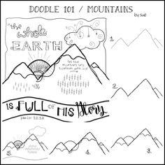 doodle art basics