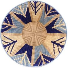 These highly collectible African baskets are handmade in Swaziland from fine sisal fibers, which are wrapped and then stitched over tiny bundles of grass. Willow Weaving, Basket Weaving, Sisal, Crochet Chart, Crochet Stitches, Weaving Projects, Crochet Projects, Tapestry Crochet Patterns, Bag Pattern Free