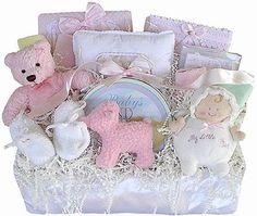 Treasure Me Baby Gift Basket- boy, girl, or neutral