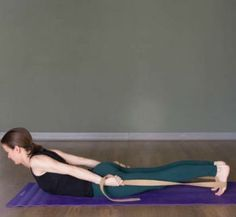 A Strap-Lover's Compendium: Practice for the Legs   Yoga International