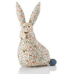 Rita Rabbit Doorstop! Both cute and useful...