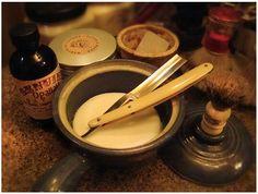 Edwin Jagger shaving set