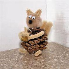 pinecone crafts - Bing Images