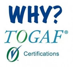 "Why you need to do TOGAF certification? Here is the advantages of doing TOGAF certification. You will also get information about ""how to approach for TOGAF certification."