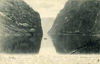 Sogn, Naerofjord  Norwegian Postcard site   postkortklubben.com