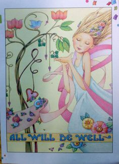 all will be well Mary Englebreit