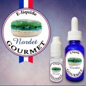 E-liquide Gourmet : menthe glaciale.