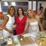 3 meals in 3 minutes--Aviva's adventure on the Today Show and meeting Reed Alexander of @KewlBites
