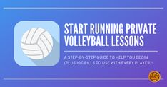 Drills and tips to get started.