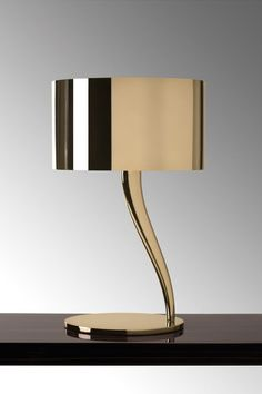 FF Cassiopea table lamp | Lighting | Brass Lights | Modern Lamps