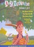 Audiobooks Are Not Cheating: Juvenile Fiction: A to Z Mysteries by Ron Roy